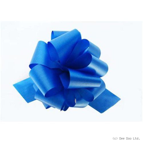Blue Pull Bows - pk 20 by Dee Doo