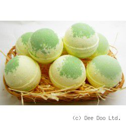 Lemongrass and Lime Mega Bath Bomb