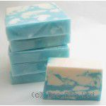 Cool Breeze Soap Loaf by Dee Doo